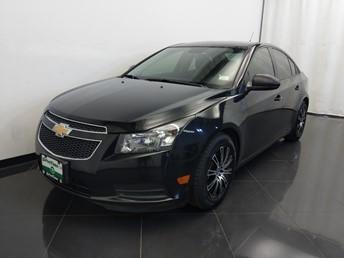 2014 Chevrolet Cruze LS - 1380042880