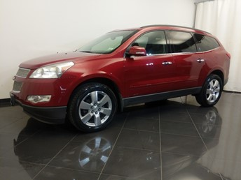 2012 Chevrolet Traverse LT - 1380042895