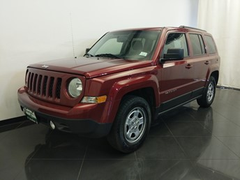 2017 Jeep Patriot 75th Anniversary - 1380042907