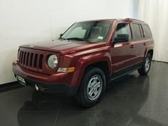 2017 Jeep Patriot 75th Anniversary