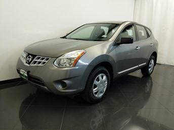 2012 Nissan Rogue S - 1380042942