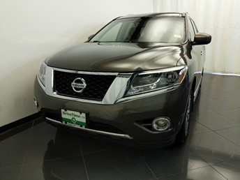 2015 Nissan Pathfinder SL - 1380042961