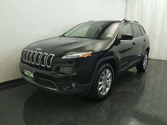 2015 Jeep Cherokee Limited - 1380042964