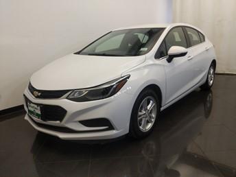 2017 Chevrolet Cruze LT - 1380042983