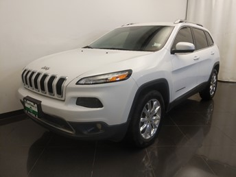 2015 Jeep Cherokee Limited - 1380042990
