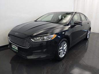 2014 Ford Fusion SE - 1380043013