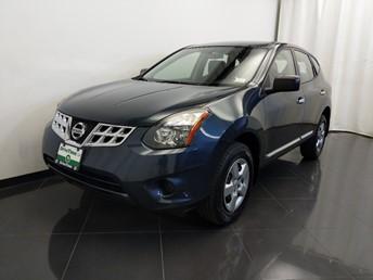 2014 Nissan Rogue Select S - 1380043032