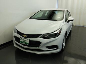 2018 Chevrolet Cruze LT - 1380043046