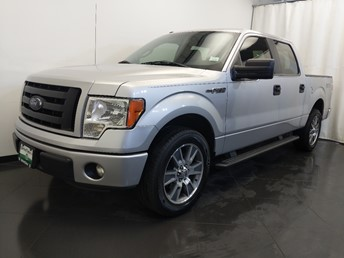 2014 Ford F-150 SuperCrew Cab STX 5.5 ft - 1380043058