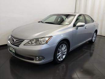 2010 Lexus ES 350  - 1380043060