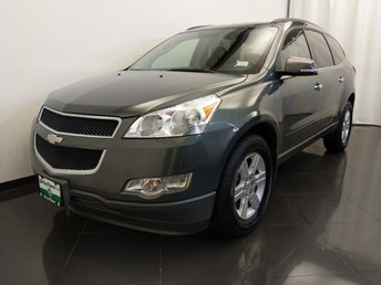 2011 Chevrolet Traverse LT - 1380043120