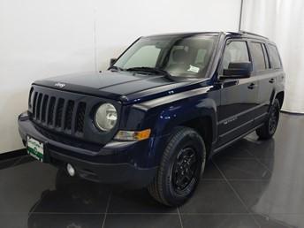 2016 Jeep Patriot Sport - 1380043170