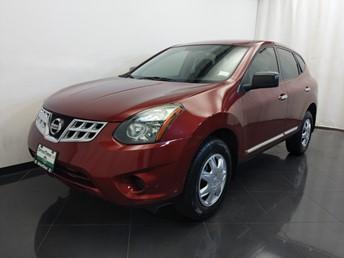 2014 Nissan Rogue Select S - 1380043221