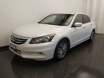 2012 Honda Accord EX-L - 1380043341