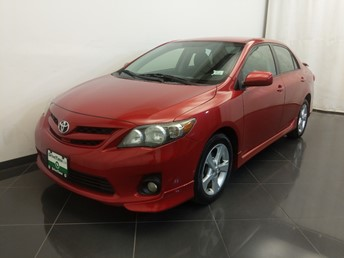 2011 Toyota Corolla S - 1380043342