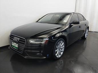 2013 Audi A4 Premium Plus - 1380043359