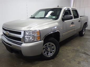2009 Chevrolet Silverado 1500 - 1420010924