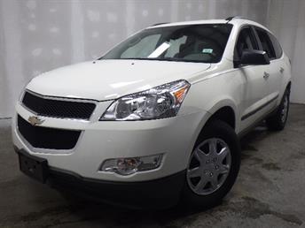 2011 Chevrolet Traverse - 1420014414