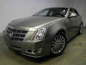 2010 Cadillac CTS - 1420014735