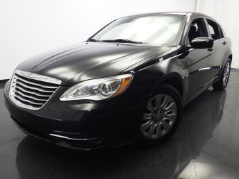2014 Chrysler 200 - 1420017515