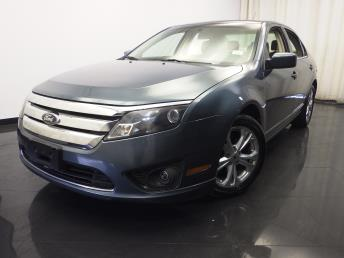 2012 Ford Fusion - 1420018404