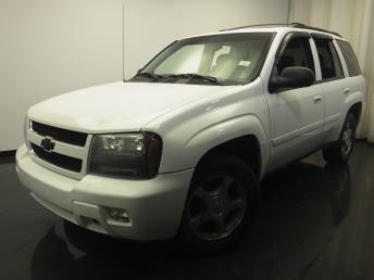 2009 Chevrolet TrailBlazer - 1420018559