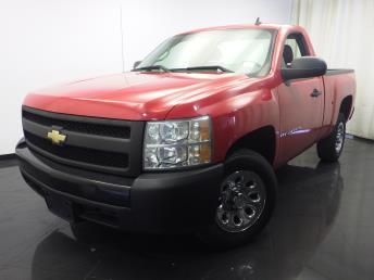 2008 Chevrolet Silverado 1500 - 1420018875