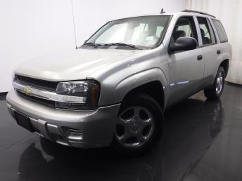 2007 Chevrolet TrailBlazer - 1420018945