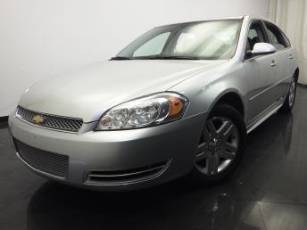 2012 Chevrolet Impala - 1420019142