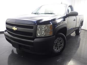 2008 Chevrolet Silverado 1500 - 1420019171