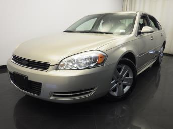 2011 Chevrolet Impala - 1420019511