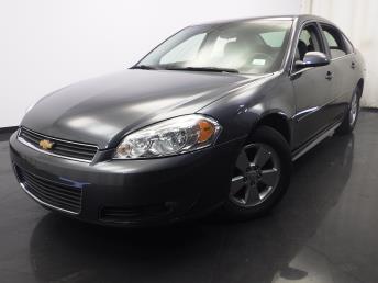 2010 Chevrolet Impala - 1420019728