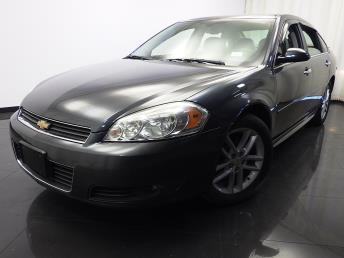2011 Chevrolet Impala - 1420020452