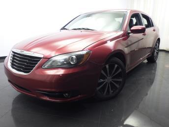 2012 Chrysler 200 - 1420020685