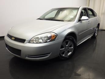 2009 Chevrolet Impala - 1420021153