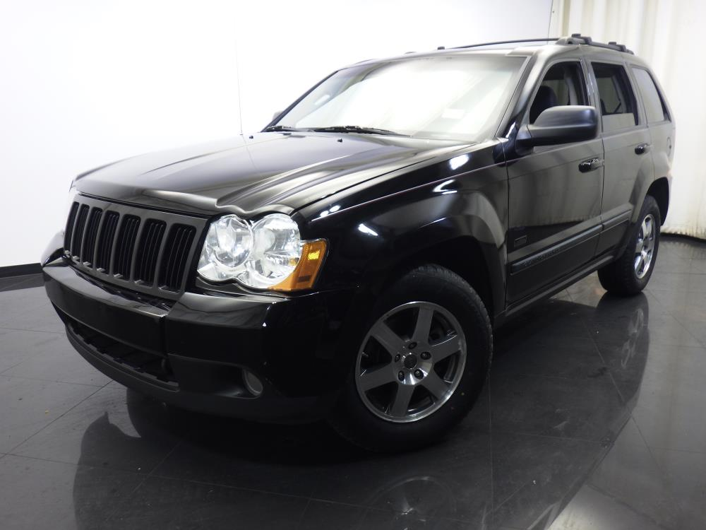 2008 jeep grand cherokee for sale in cincinnati 1420021292 drivetime. Black Bedroom Furniture Sets. Home Design Ideas