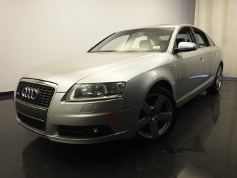 2008 Audi A6 - 1420021293