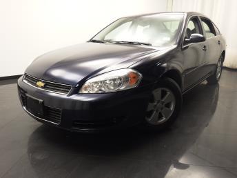 2008 Chevrolet Impala - 1420021426