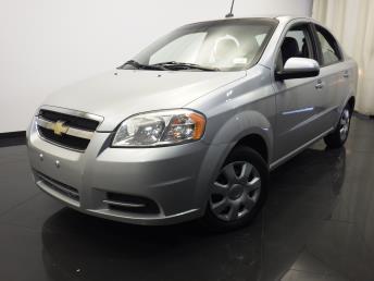 2010 Chevrolet Aveo - 1420021460
