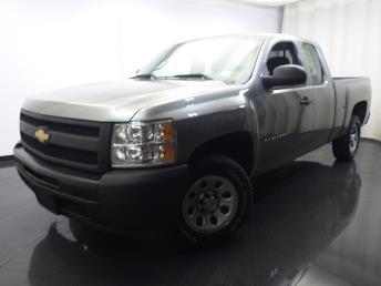 2012 Chevrolet Silverado 1500 - 1420021509