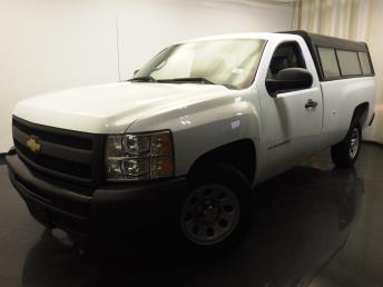 2013 Chevrolet Silverado 1500 - 1420021714