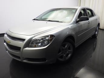 2012 Chevrolet Malibu - 1420021844