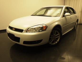 2012 Chevrolet Impala - 1420021864
