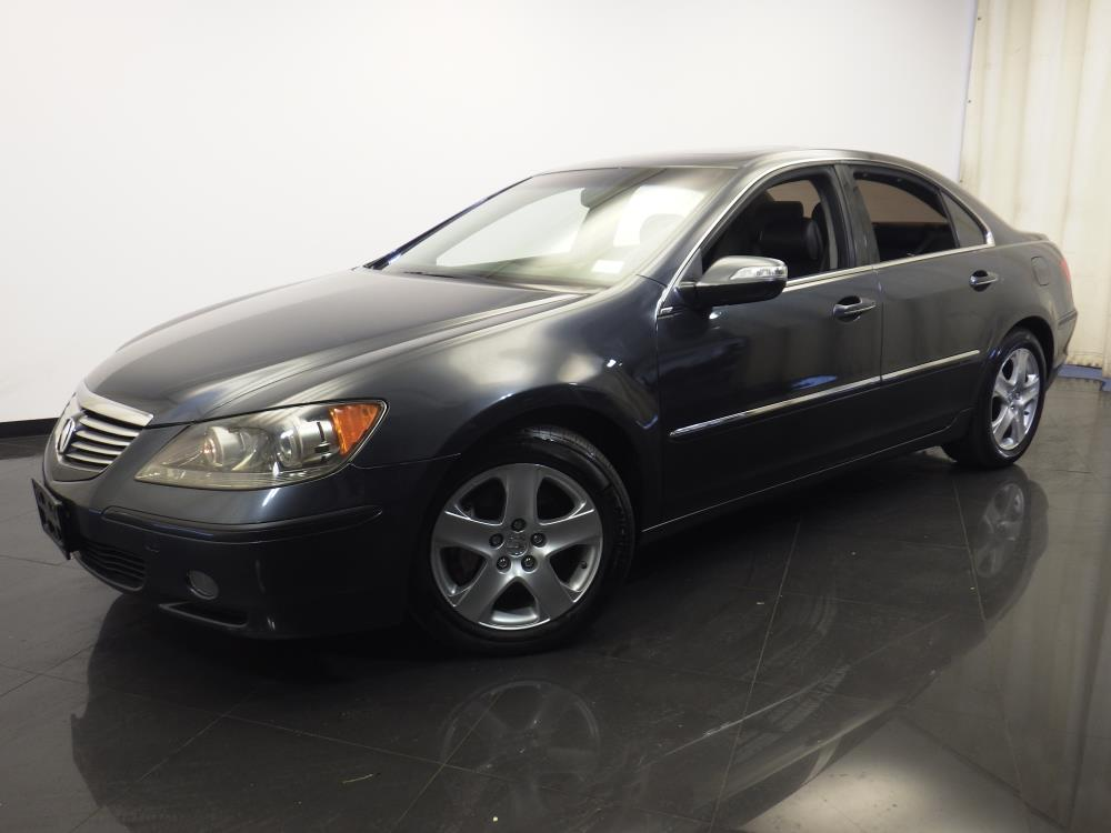 2006 Acura Rl For Sale In Cincinnati