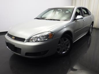 2011 Chevrolet Impala - 1420021967