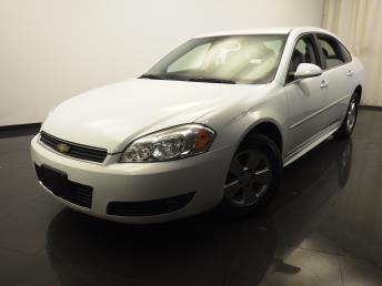 2011 Chevrolet Impala - 1420022122