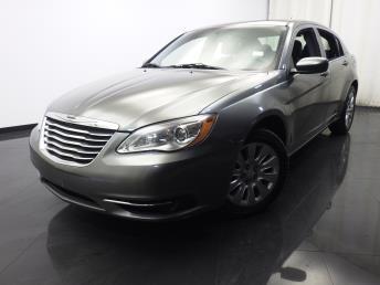 2012 Chrysler 200 - 1420022126