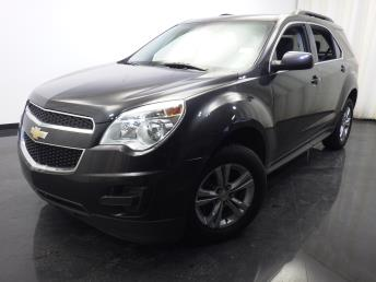 2013 Chevrolet Equinox - 1420022197