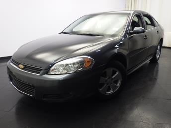 2011 Chevrolet Impala - 1420022337