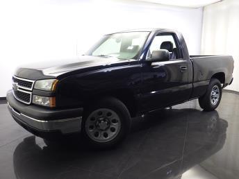 2007 Chevrolet Silverado 1500 - 1420022474